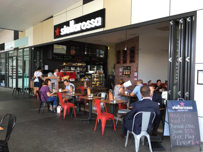 Stellarossa Cafe Mango Hill