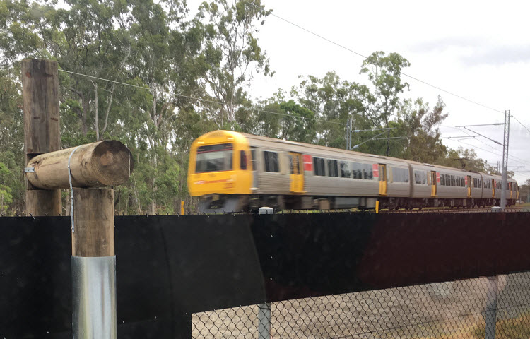 Moreton Bay Rail Testing